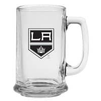 Los Angeles Kings NHL Bierkrug aus Glas (440 ml)
