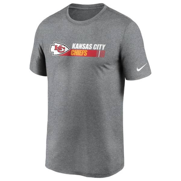 Kansas City Chiefs 2020 NFL Conference Performance Nike Legend T-Shirt