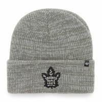 Toronto Maple Leafs '47 Brain Freeze Beanie NHL Wintermütze Grau