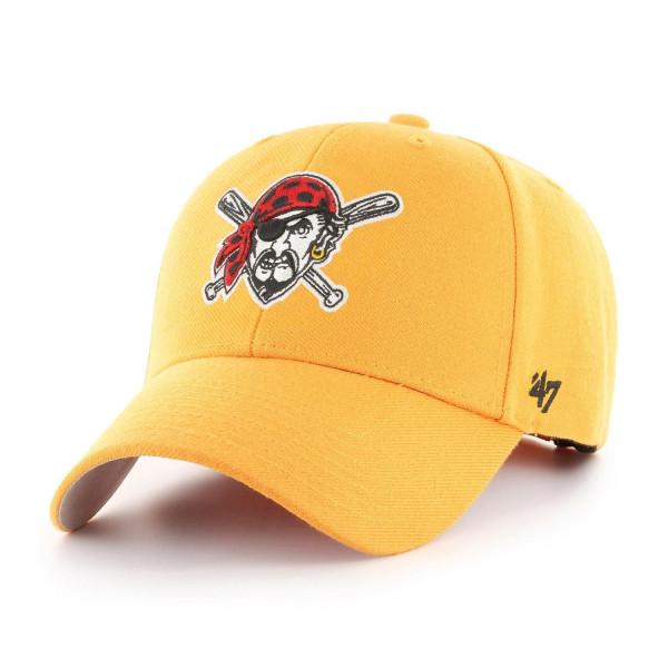 Pittsburgh Pirates '47 MVP Adjustable MLB Cap Gelb