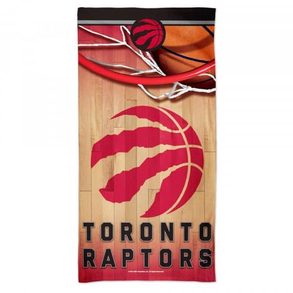 Toronto Raptors WinCraft Spectra NBA Strandtuch