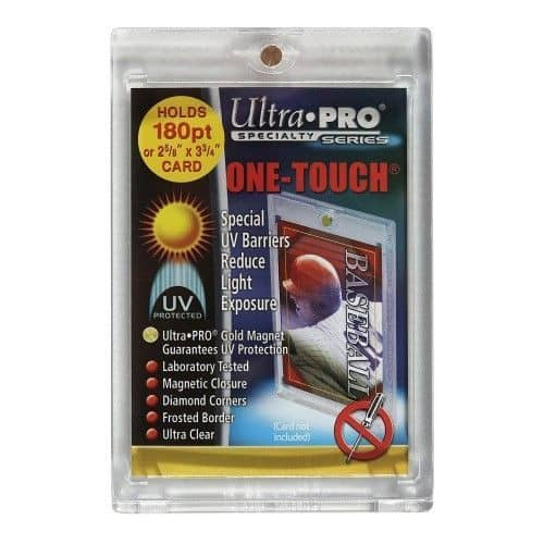 Ultra Pro One-Touch Card Holder/Magnethalter - 180 pt
