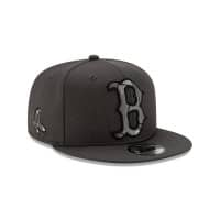 Boston Red Sox 2020 Authentic Batting Practice 9FIFTY Snapback MLB Cap Graphite