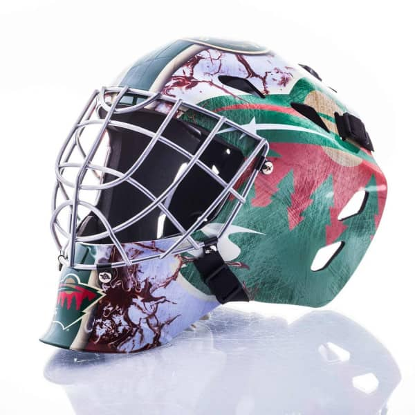 Minnesota Wild NHL Mini Goalie Mask