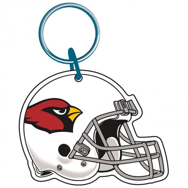 newest fedd7 b3f91 Arizona Cardinals Premium Helmet NFL Key Ring