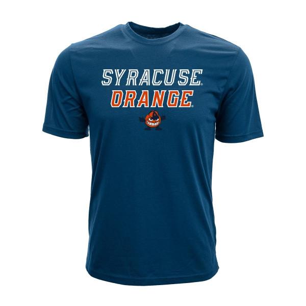 Syracuse Orange Slant Route NCAA T-Shirt