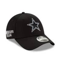 Dallas Cowboys Official 2020 NFL Draft New Era Stretch-Snap 9FORTY Cap