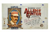 2017 Topps Allen & Ginter Baseball Hobby Box MLB