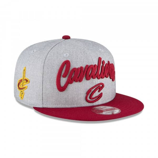Cleveland Cavaliers Authentic On-Stage 2020 NBA Draft New Era 9FIFTY Snapback Cap