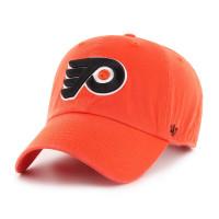 Philadelphia Flyers '47 Clean Up Adjustable NHL Cap Orange