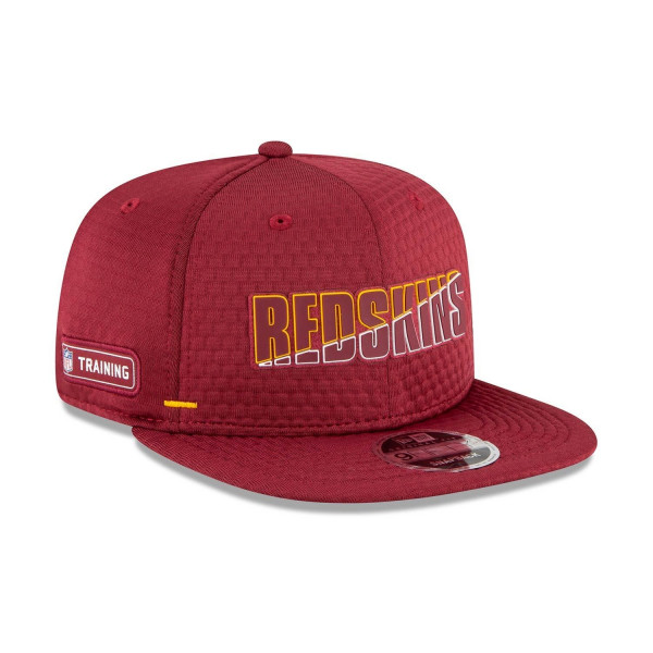 Washington Redskins 2020 Summer Sideline New Era Original Fit 9FIFTY Snapback NFL Cap
