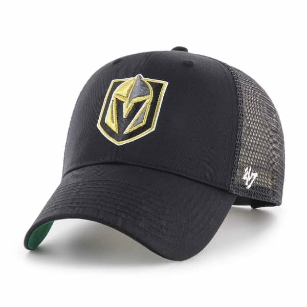 Vegas Golden Knights Branson NHL Trucker Cap