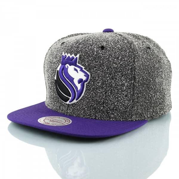 on sale b5d10 56f51 Sacramento Kings Static Snapback NBA Cap