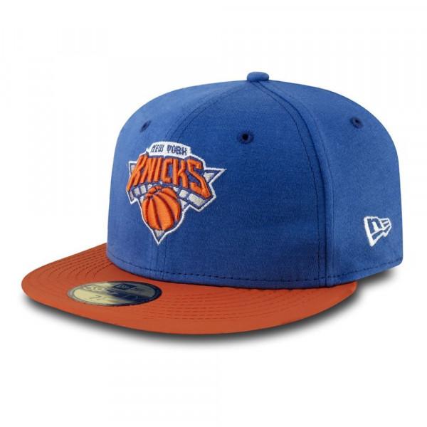 promo code a9244 609a9 New Era New York Knicks Jersey Pop 59FIFTY Fitted NBA Cap   TAASS.com Fan  Shop