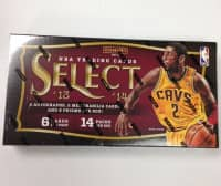 2013/14 Panini Select Basketball Hobby Box NBA