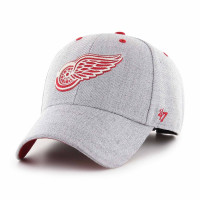 Detroit Red Wings Storm Cloud MVP Adjustable NHL Cap