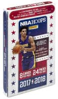 2017/18 Panini NBA Hoops Basketball Hobby Box