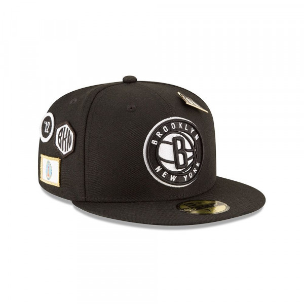 Brooklyn Nets 2018 NBA Draft 59FIFTY Fitted Cap