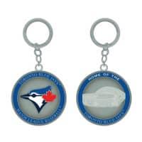 Toronto Blue Jays Stadium MLB Schlüsselanhänger