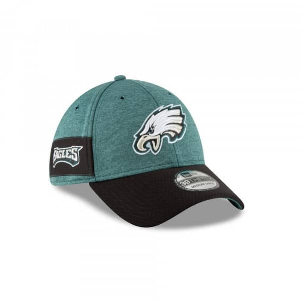 Philadelphia Eagles 2018 NFL Sideline 39THIRTY Flex Cap Home