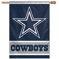 Dallas Cowboys Vertical NFL Fahne 70 x 100 cm