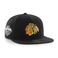 Chicago Blackhawks Sure Shot Snapback NHL Cap