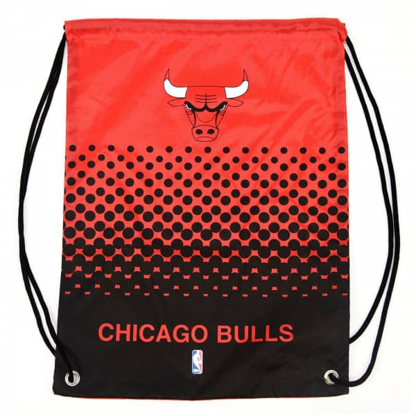 Chicago Bulls Fade NBA Turnbeutel