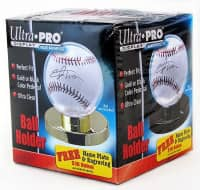 Ultra Pro Baseball Holder Gold Base