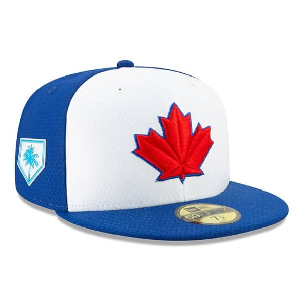 the latest 04302 8e3b7 Toronto Blue Jays 2019 Spring Training 59FIFTY Fitted MLB Cap