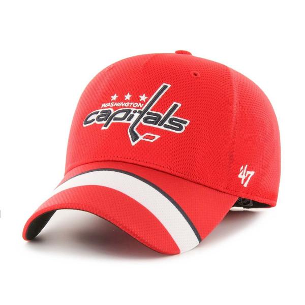 Washington Capitals Jersey '47 Solo Stretch Fit NHL Cap