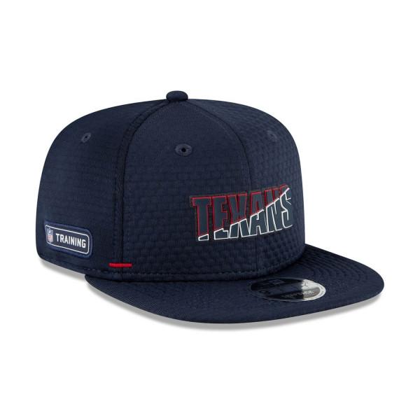 Houston Texans 2020 Summer Sideline New Era Original Fit 9FIFTY Snapback NFL Cap