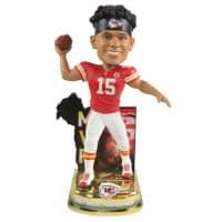 Patrick Mahomes Kansas City Chiefs 2018 MVP Bobblehead Figur (20 cm)