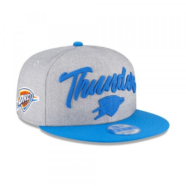 Oklahoma City Thunder Authentic On-Stage 2020 NBA Draft New Era 9FIFTY Snapback Cap