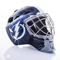 Tampa Bay Lightning NHL Mini Goalie Mask