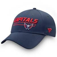 Washington Capitals Rinkside 2019/20 Authentic Pro Fanatics Adjustable NHL Cap