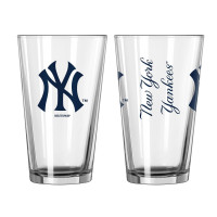 New York Yankees Gameday MLB Pint Glas (470 ml)