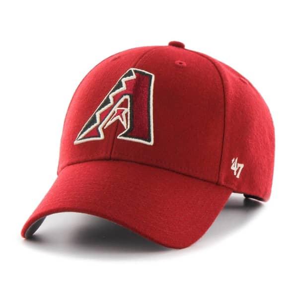 Arizona Diamondbacks '47 MVP Adjustable MLB Cap Rot
