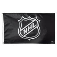 NHL League Logo Deluxe Hissfahne