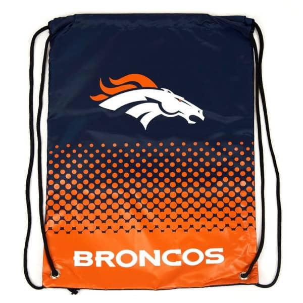 Denver Broncos Fade NFL Turnbeutel