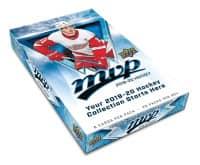 2019/20 Upper Deck MVP Hockey Hobby Box NHL
