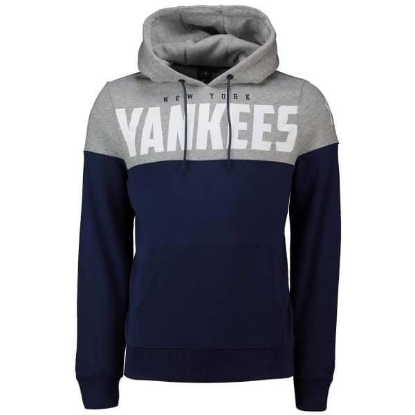 huge discount ad6b7 49f0e New York Yankees Cut & Sew Sweatshirt MLB Hoodie