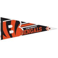Cincinnati Bengals Big Logo Premium NFL Wimpel