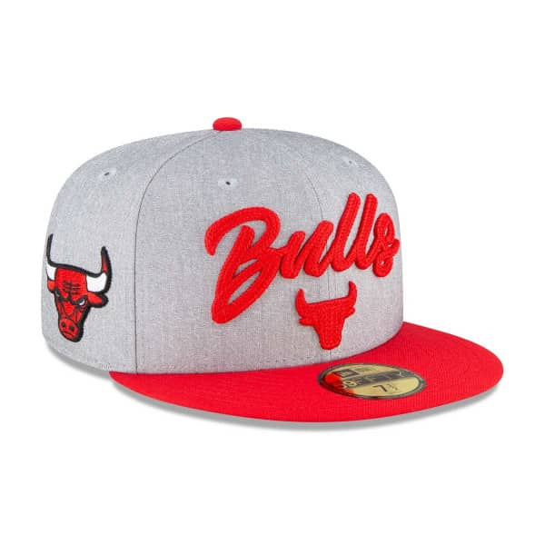 Chicago Bulls Authentic 2020 NBA Draft New Era 59FIFTY Fitted Cap