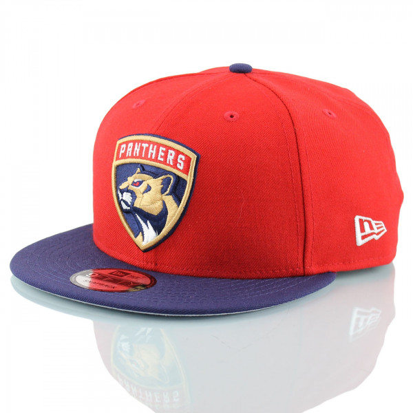 on sale 2d5e2 204b9 Florida Panthers 2-Tone Team Logo Snapback NHL Cap