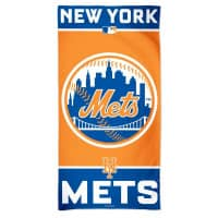 New York Mets Fiber MLB Strandtuch