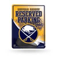 Buffalo Sabres Reserved Parking NHL Metallschild