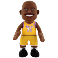 Shaq O'Neal #34 Los Angeles Lakers NBA Plüsch Figur