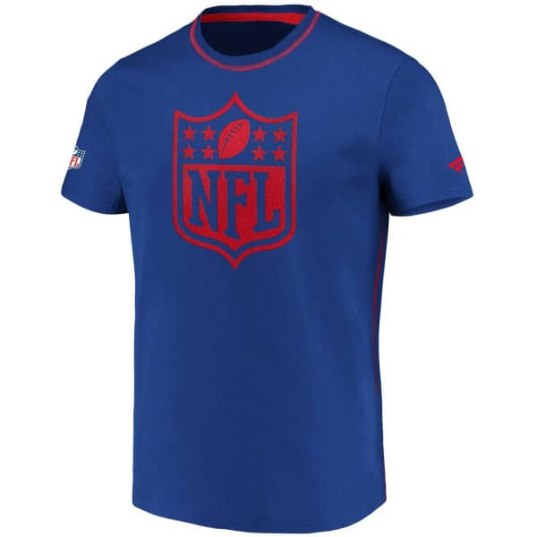 NFL Shield Carnival Frottee Logo NFL T-Shirt