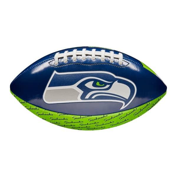 Seattle Seahawks City Pride Wilson PeeWee Size NFL Football