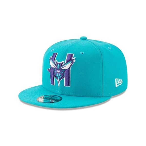Charlotte Hornets 2019 NBA Back Half 9FIFTY Snapback Cap